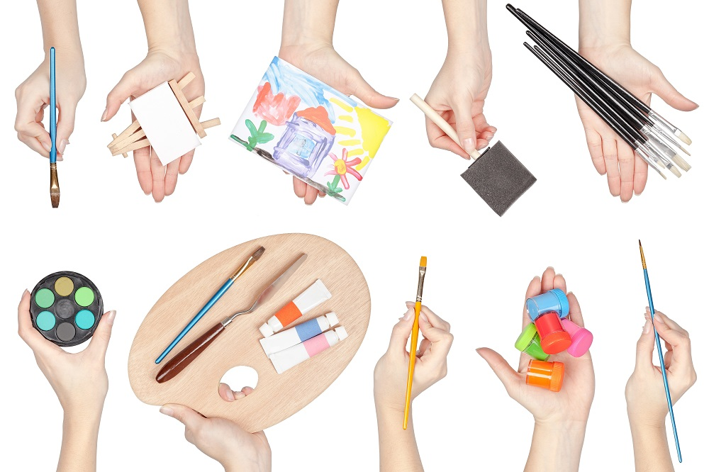 arts and crafts hands 1K px