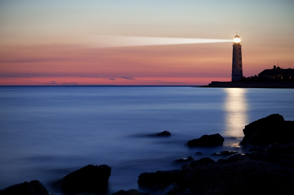 leadership imagery lighthouse 1K pix