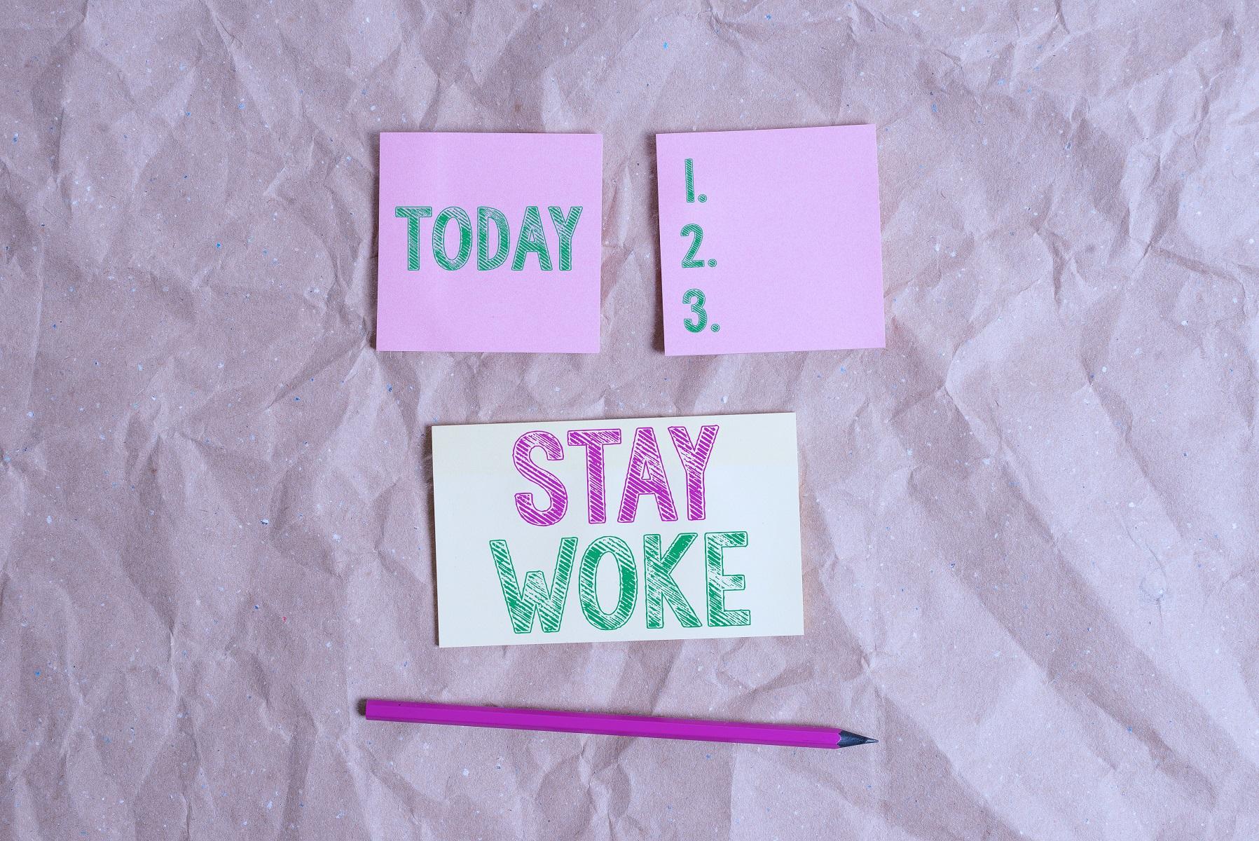 stay woke 1K px